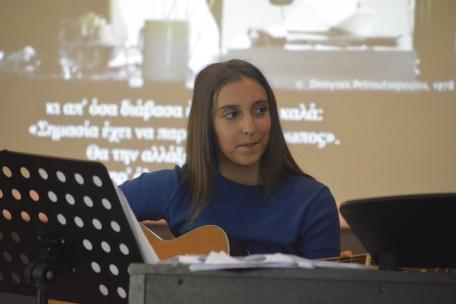 """""""Μικρή μουσική ιστορία από το Πολυτεχνείο στη Μεταπολίτευση"""""""