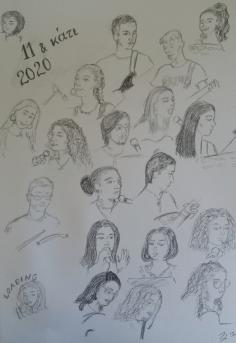 """""""11 & κάτι"""" (2020)"""